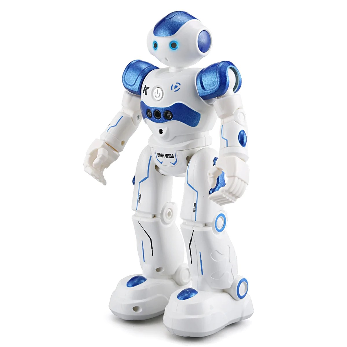Children Robot Leory Rc Robot Intelligent Programming Remote Control Robotica Toy Biped Humanoid Robot For Children Kids Birthday Gift Present