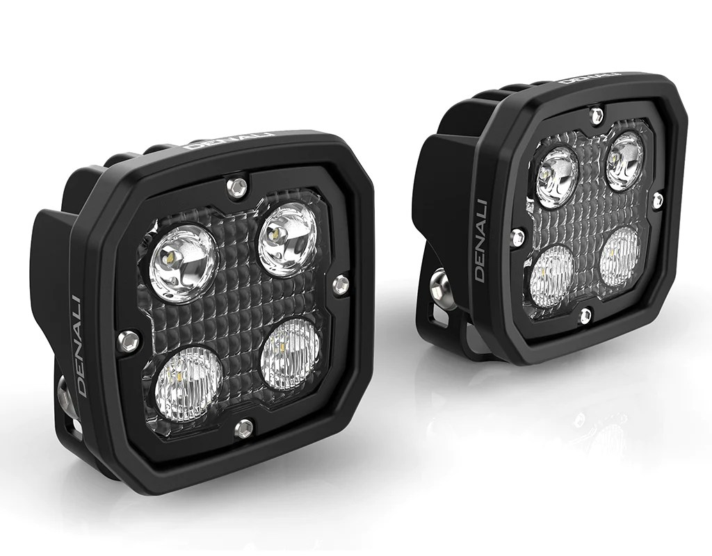 Led Auto Verlichting Denali Electronics Led Lights Cansmart Controllers Horns More