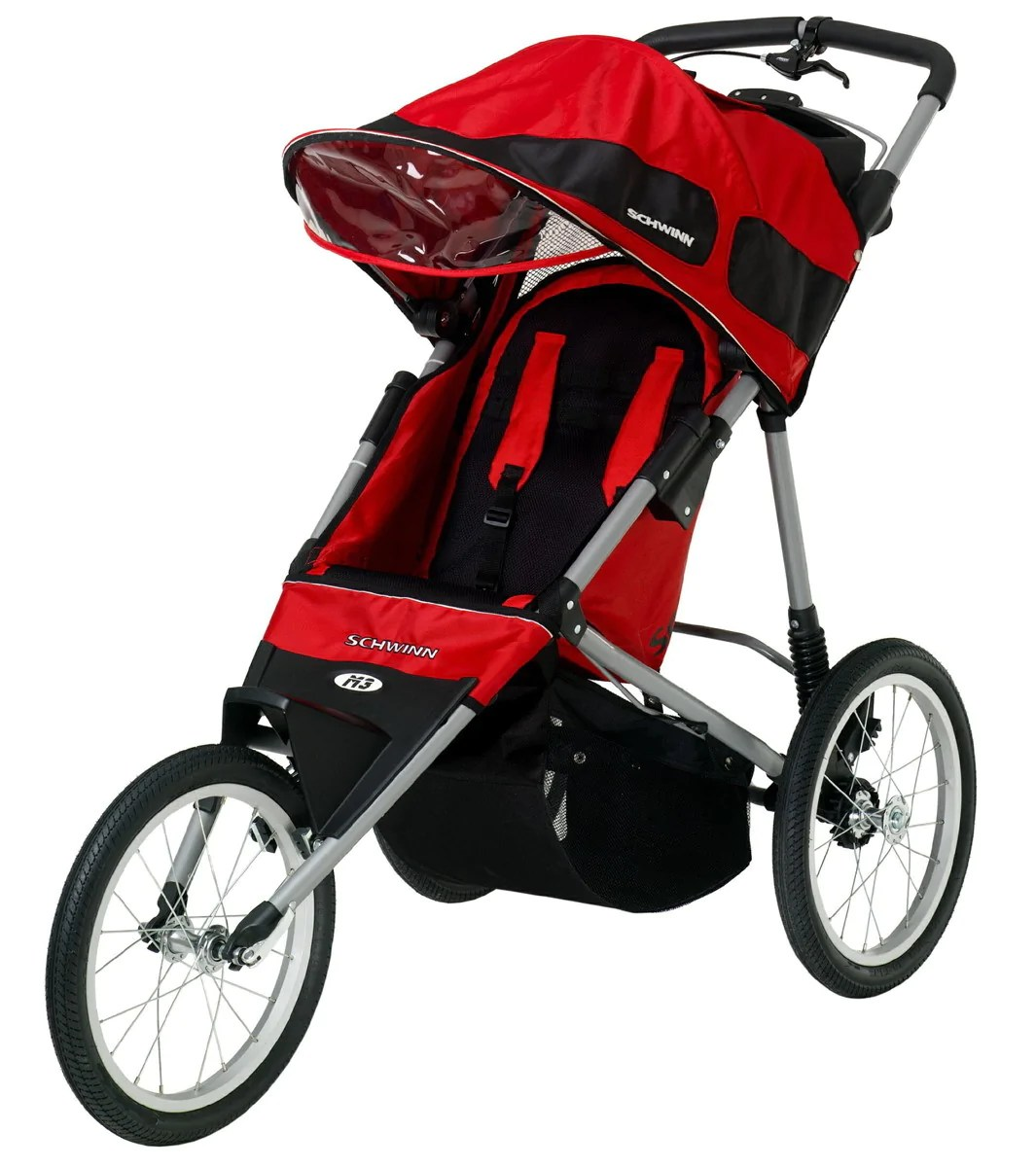 Jogging Stroller How To Use Jogging Stroller How Good Is It Anb Baby