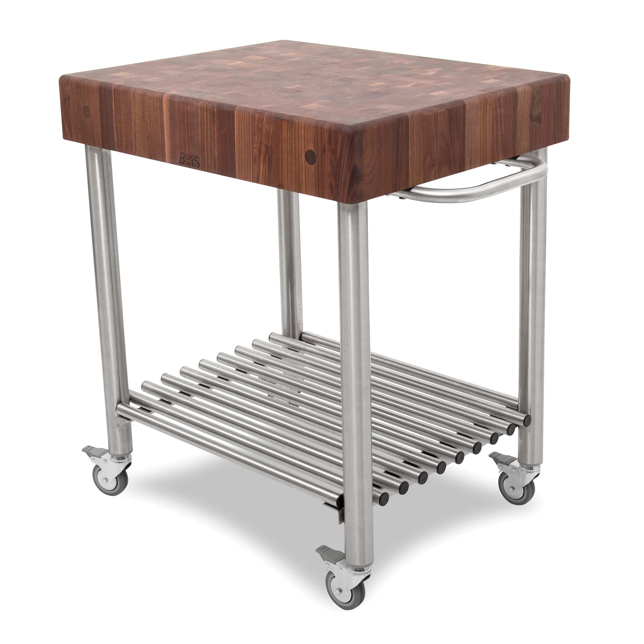 Cucina Kitchen Products Walnut Cucina D Amico Cart 30