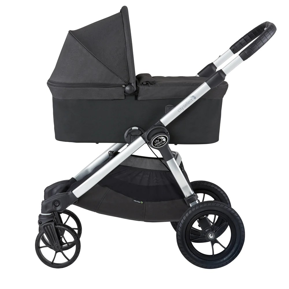 Pram Capsule Adaptor Deluxe Bassinet Black – Baby Jogger New Zealand