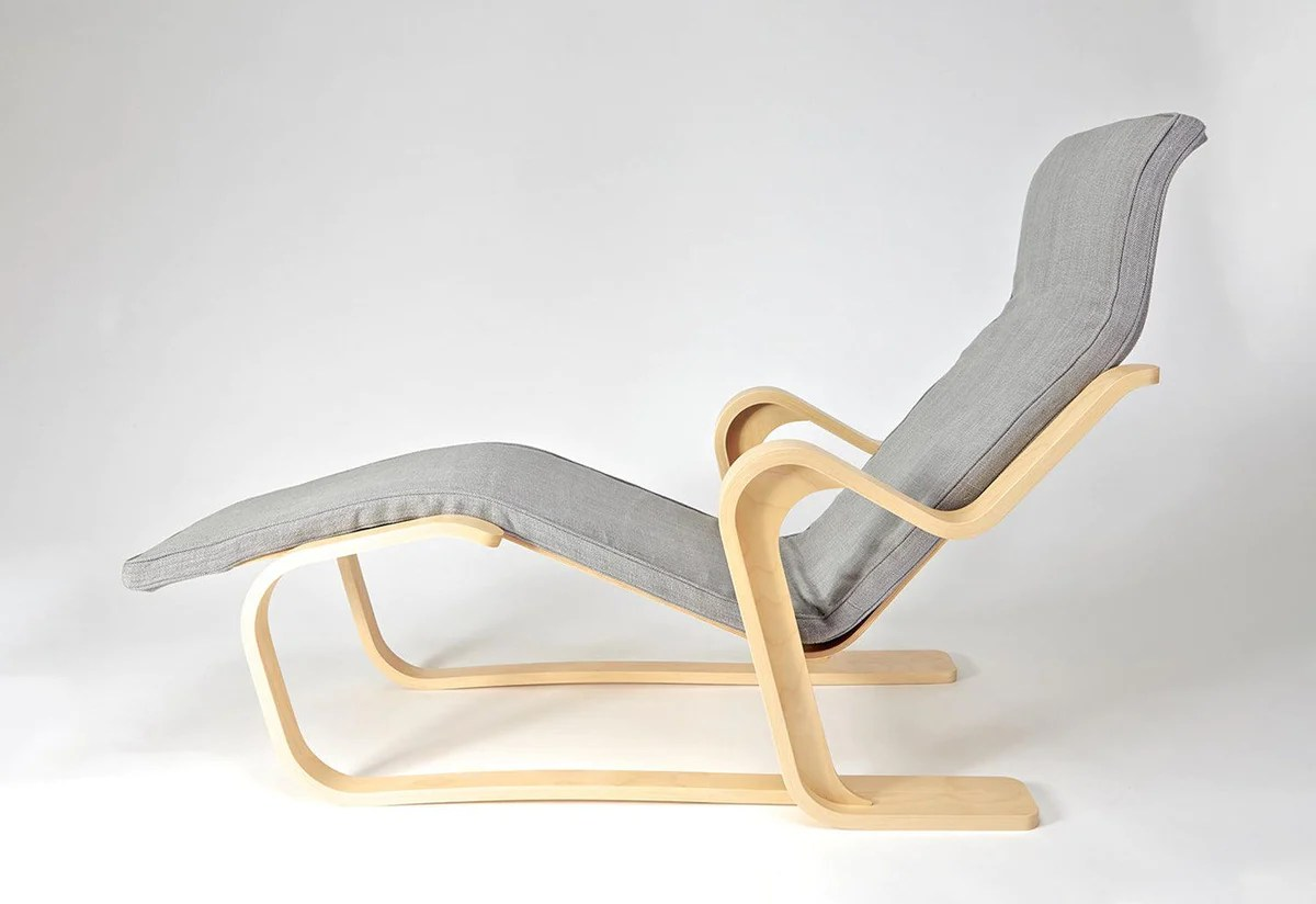 Isokon Plus Long Chair Twentytwentyone
