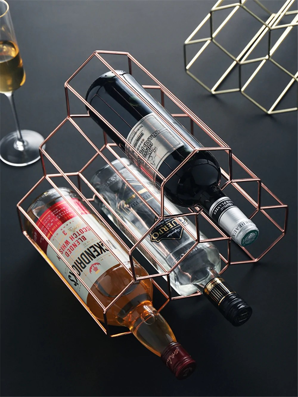 Metal Wine Racks Metal Wine Rack