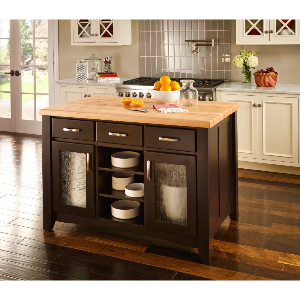 Black Island Kitchen Kitchen Islands Kitchen Island Cove