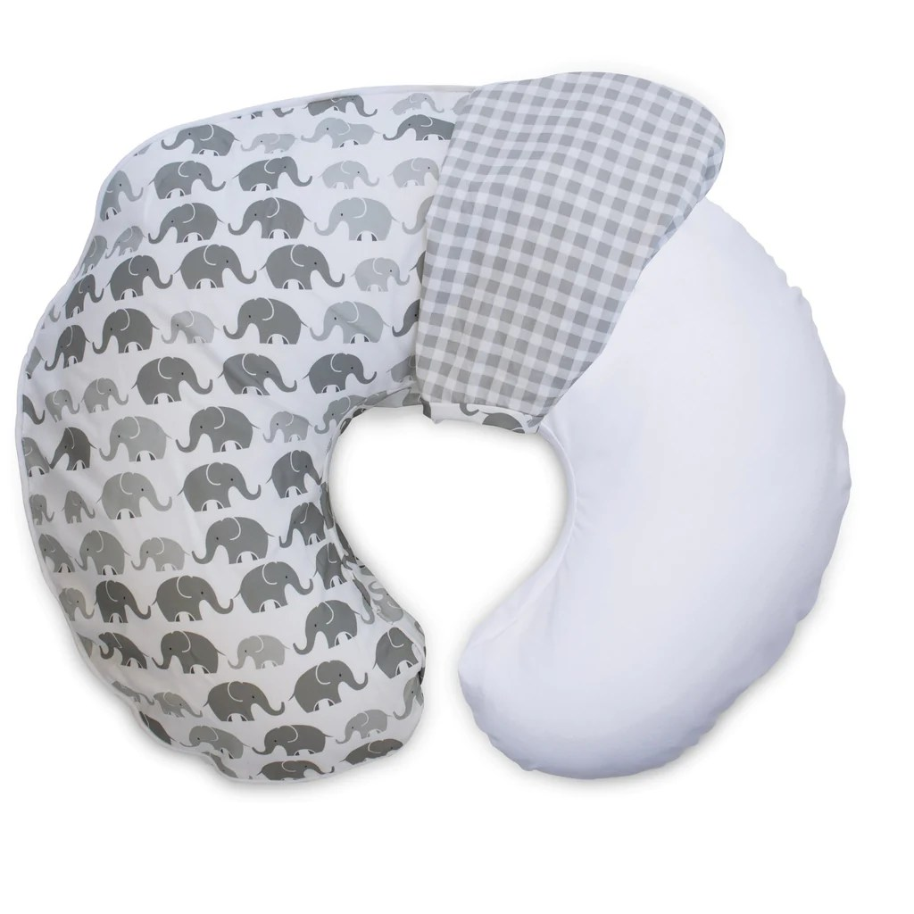 Boppy Infant Carrier Newborn Boppy® Protective Slipcover For Nursing Pillows Water