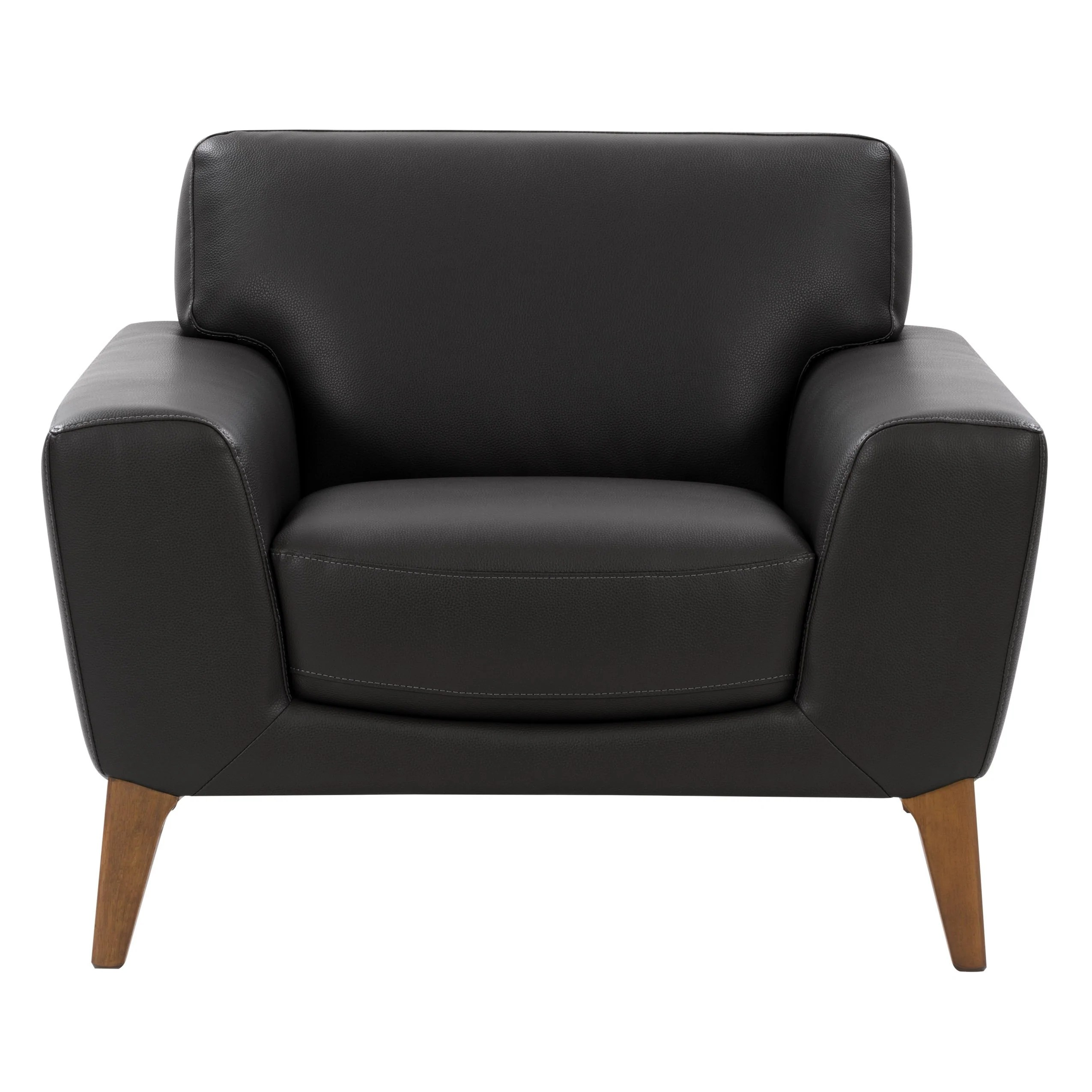 London Modern High Grade Luxury Faux Leather Chair Please Allow Ext Corliving Furniture Us