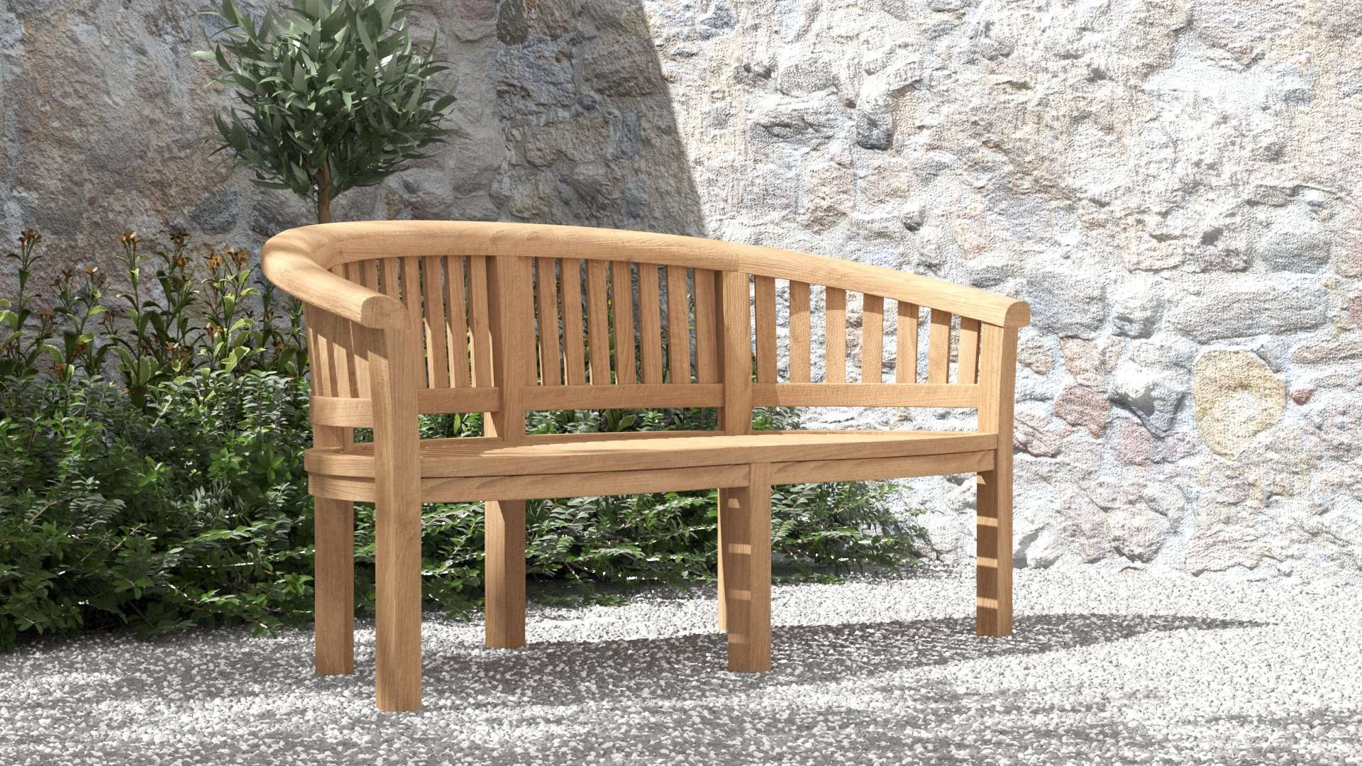 Mobilier Exterieur Gloster Gloucester Teak Bench 3 Seater 10 Year Guarantee Luxury