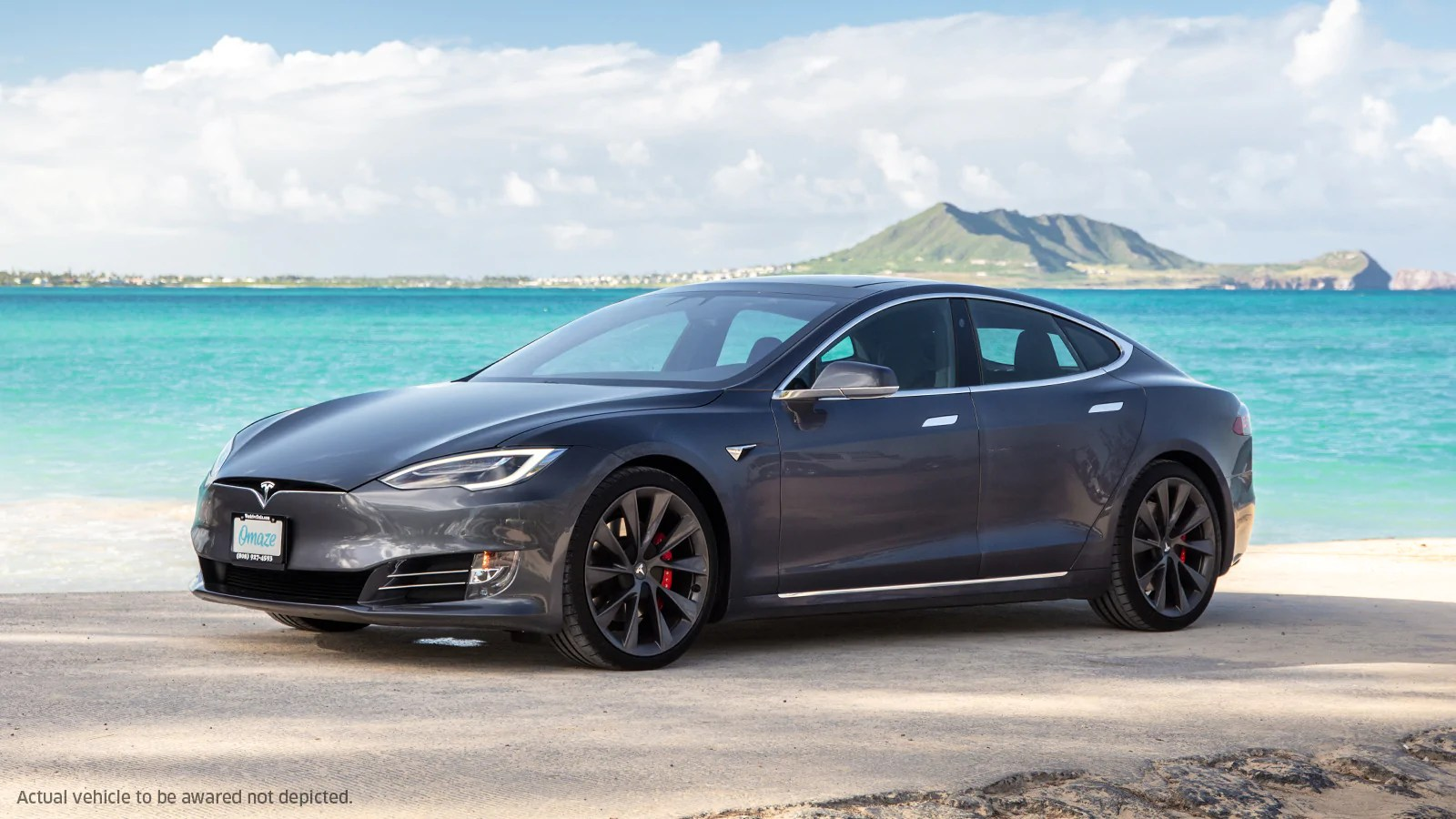 Win A Tesla Model S Performance And 20 000