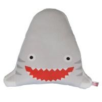 shark week themed pillow pet toy review. cute whale shark ...