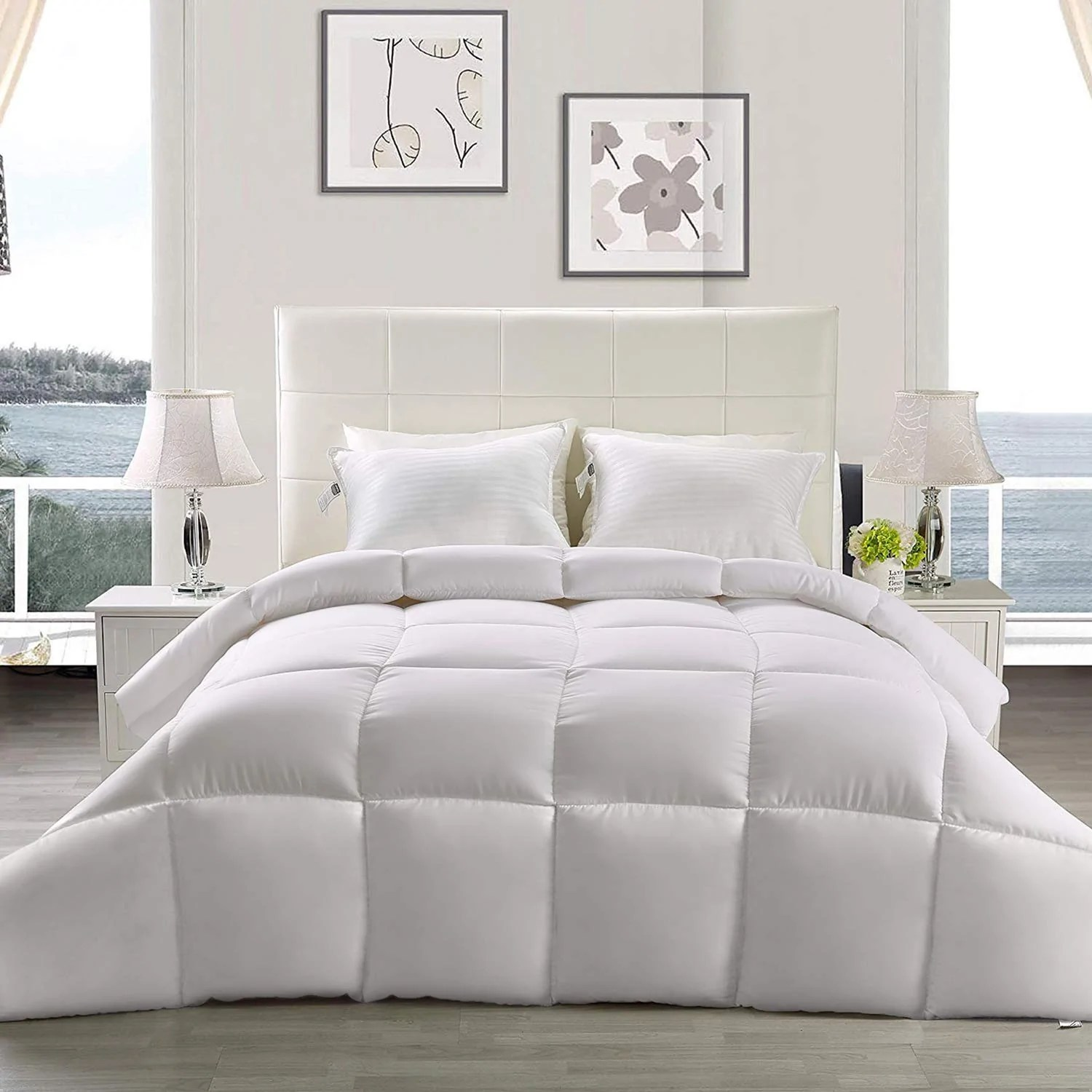 Buy Utopia Bedding Lightweight Comforter 250 Gsm From 14 17 Piece Utopia Deals