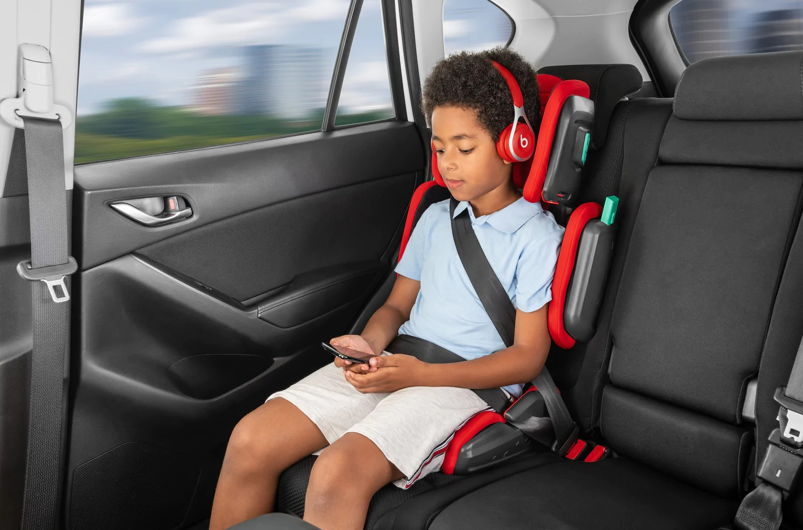 Child Car Seat Usa Mifold Compact Safety For Every Adventure