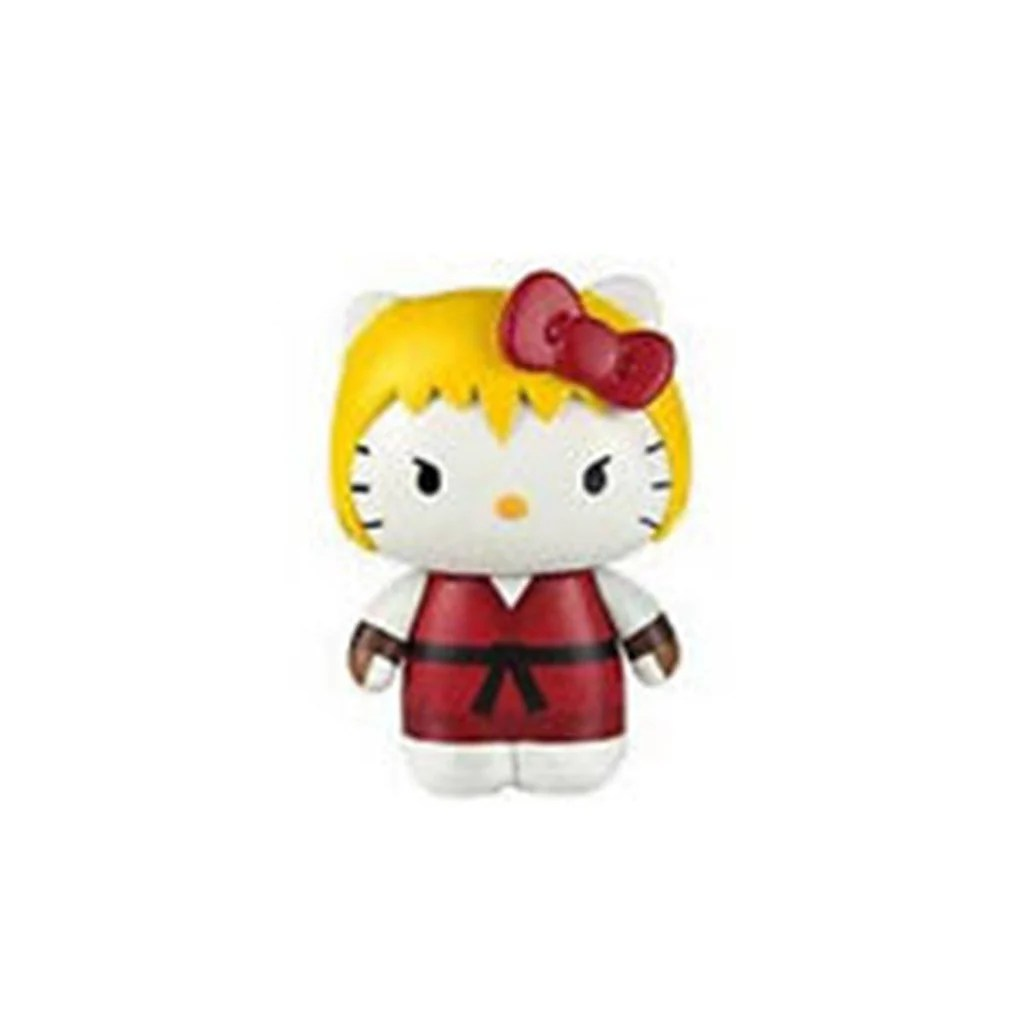 Cool Kitty Toys Hello Kitty Street Fighter Ken Cell Phone Charm Figure
