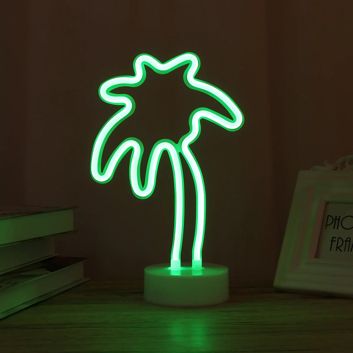 Neon Lamp Palm Tree Neon Lamp