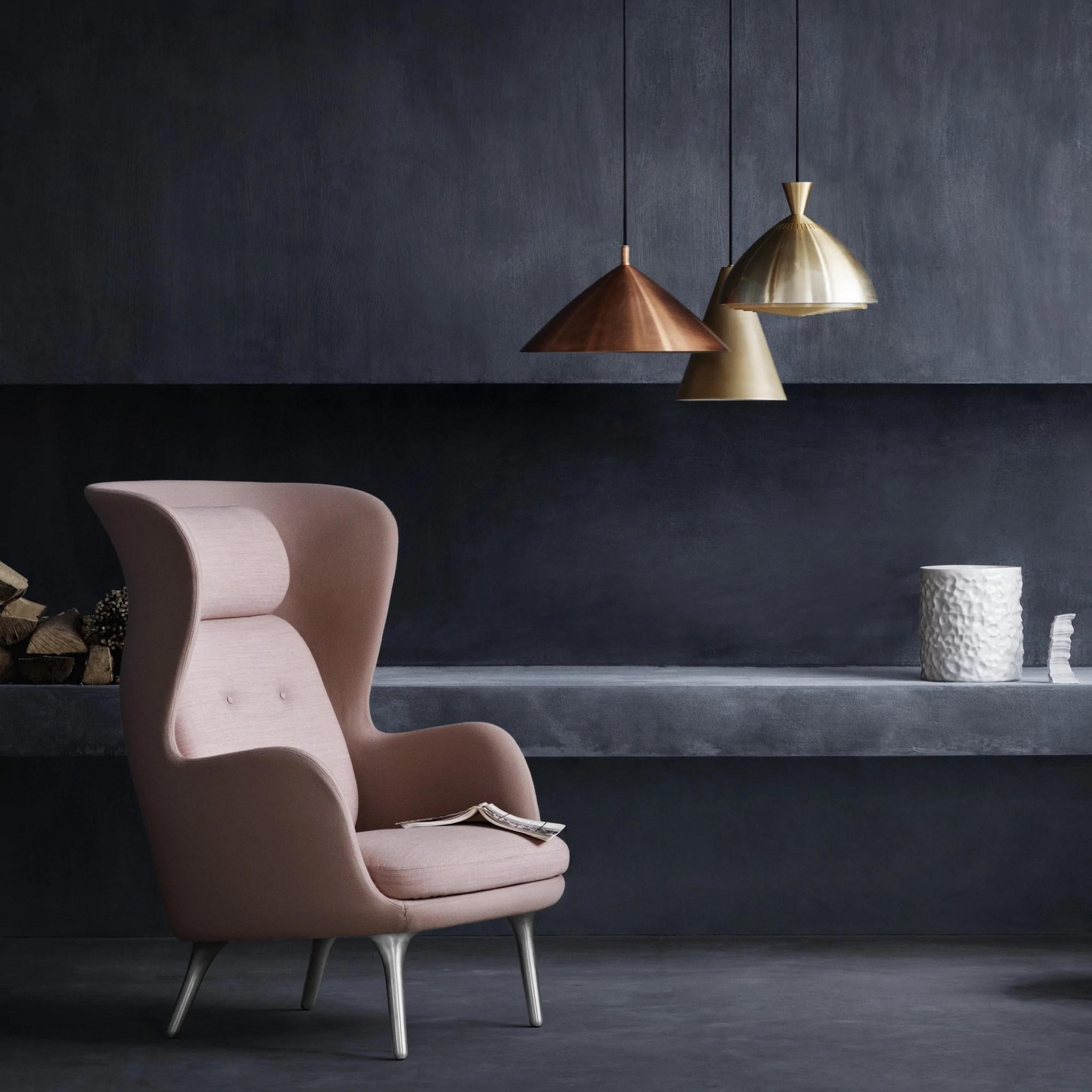 Sessel Ro Fritz Hansen Ro Easy Chair By Fritz Hansen Haus