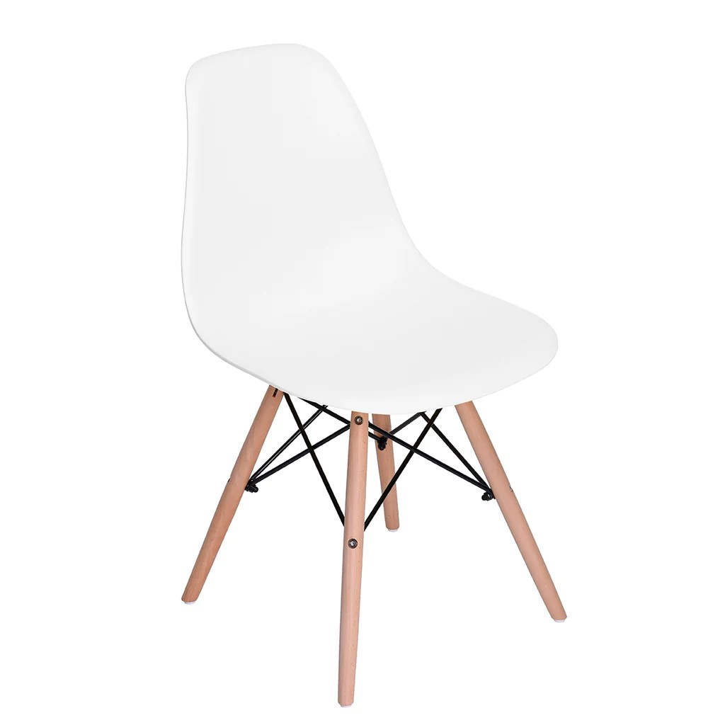 Dsw Eames Stuhl Eames Style Dsw Chair - White – Furnitable