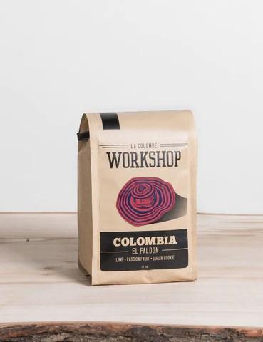 Colombia - El Faldon