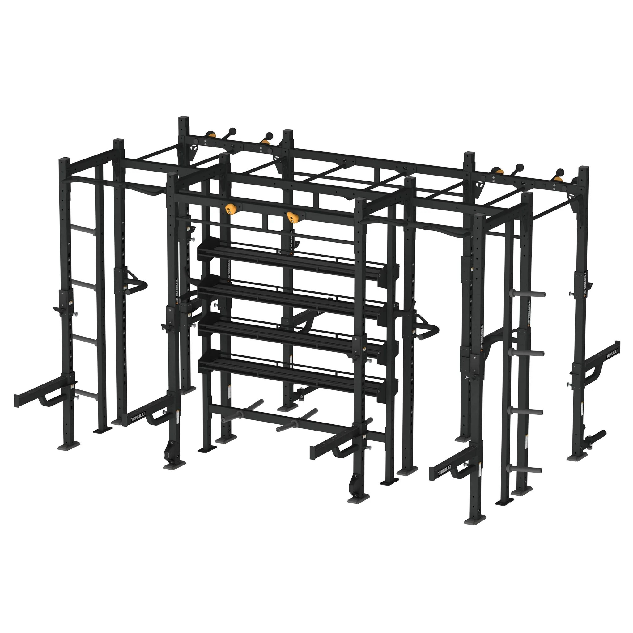 Monkey Bar 14 X 7 Monkey Bar Storage X1 Package Torque Fitness