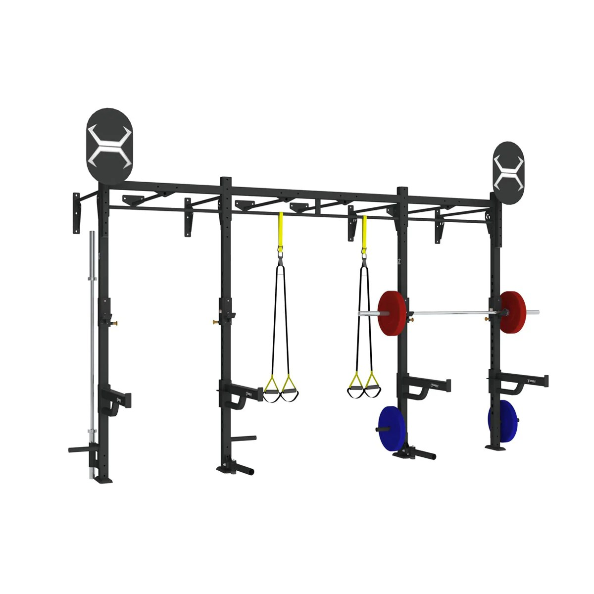 Monkey Bar 14 X 4 Monkey Bar Wall Mount X1 Package