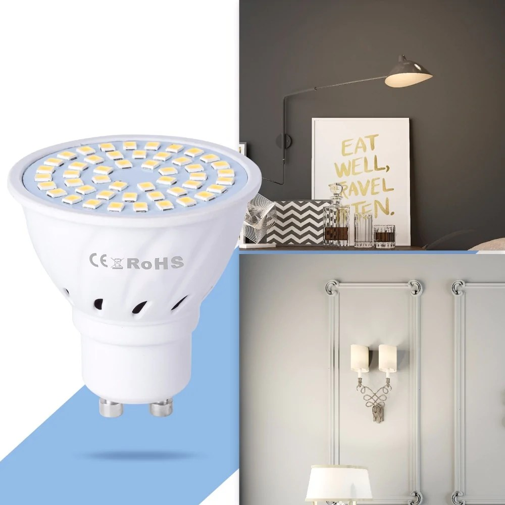 Ampoule Led Maison Led Gu10 Spotlight Bulb Corn Lamp Mr16 Spot Light Bulb Led Gu5 3