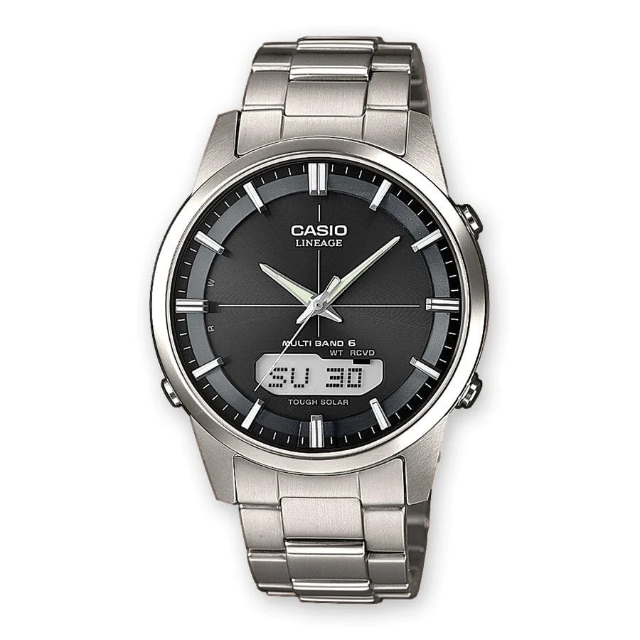 Casio Funkuhr Lcw M170td 1aer Time By Winkler