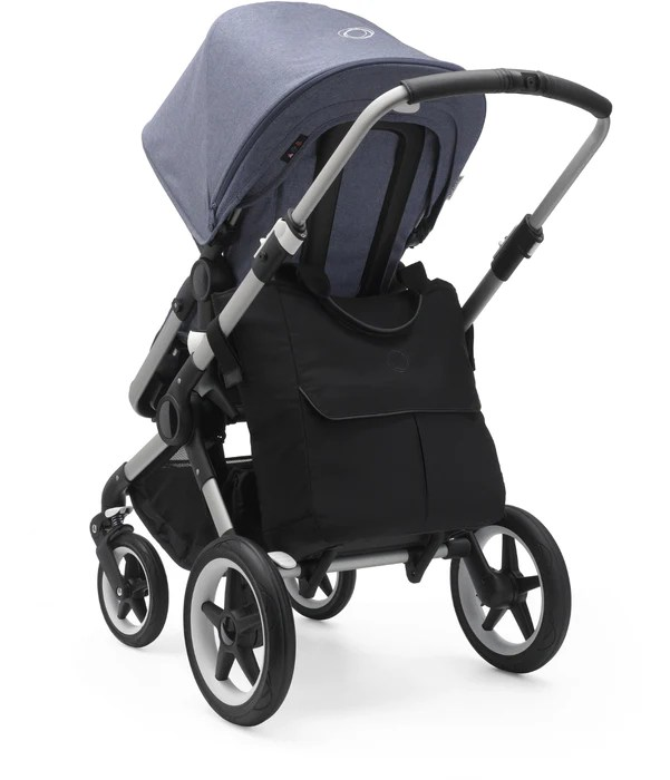 Bugaboo Grey Baby Bag Bugaboo Stroller Mammoth Bag Cameleon3 Buffalo Fox
