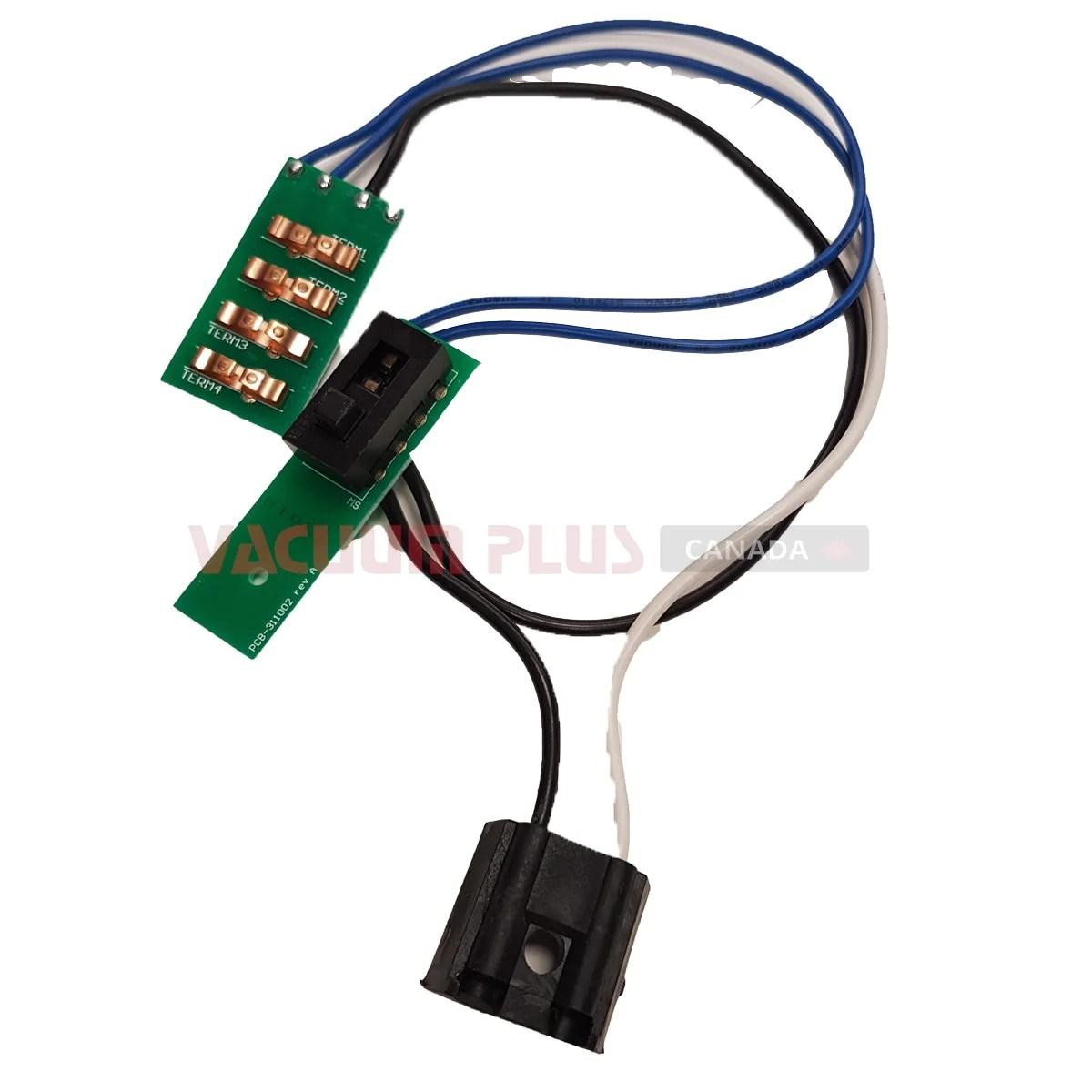 electrolux wire harness