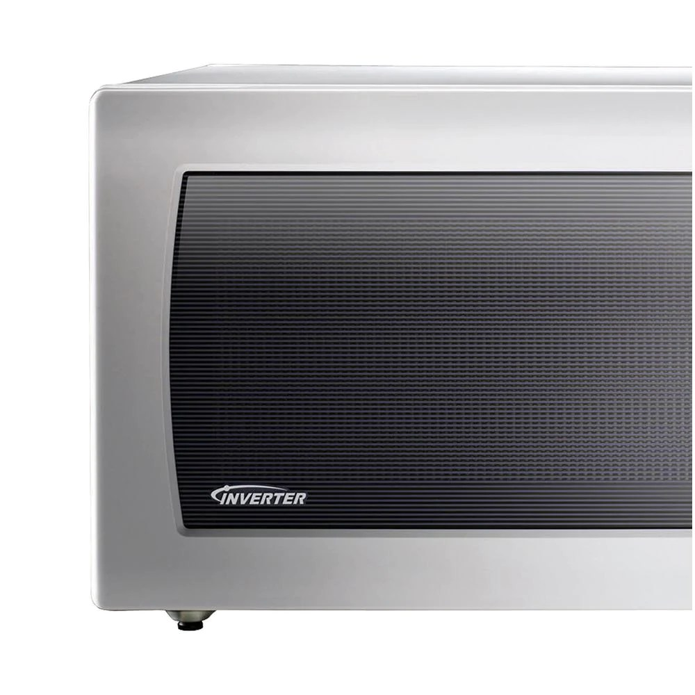Panasonic Nn Sn736w 1250w Countertop Microwave With Sensor Cooking Inv Fiber Kitchen