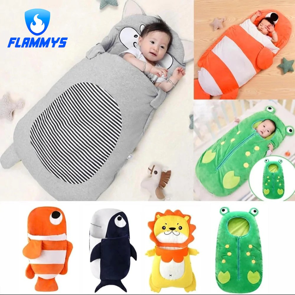 Cotton Baby Sleeping Bag Baby Sleeping Bag Soft Cotton