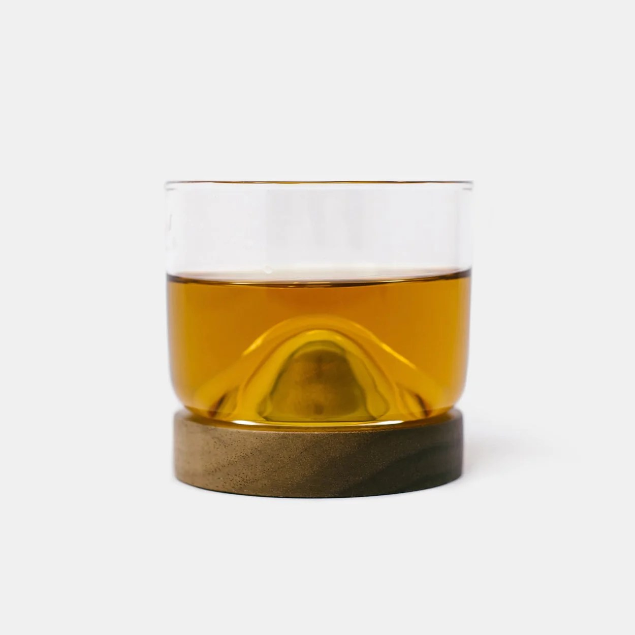 Wisky Glas Japanese Whiskey Glass With Wooden Base By Cool Material Shop Cool Material