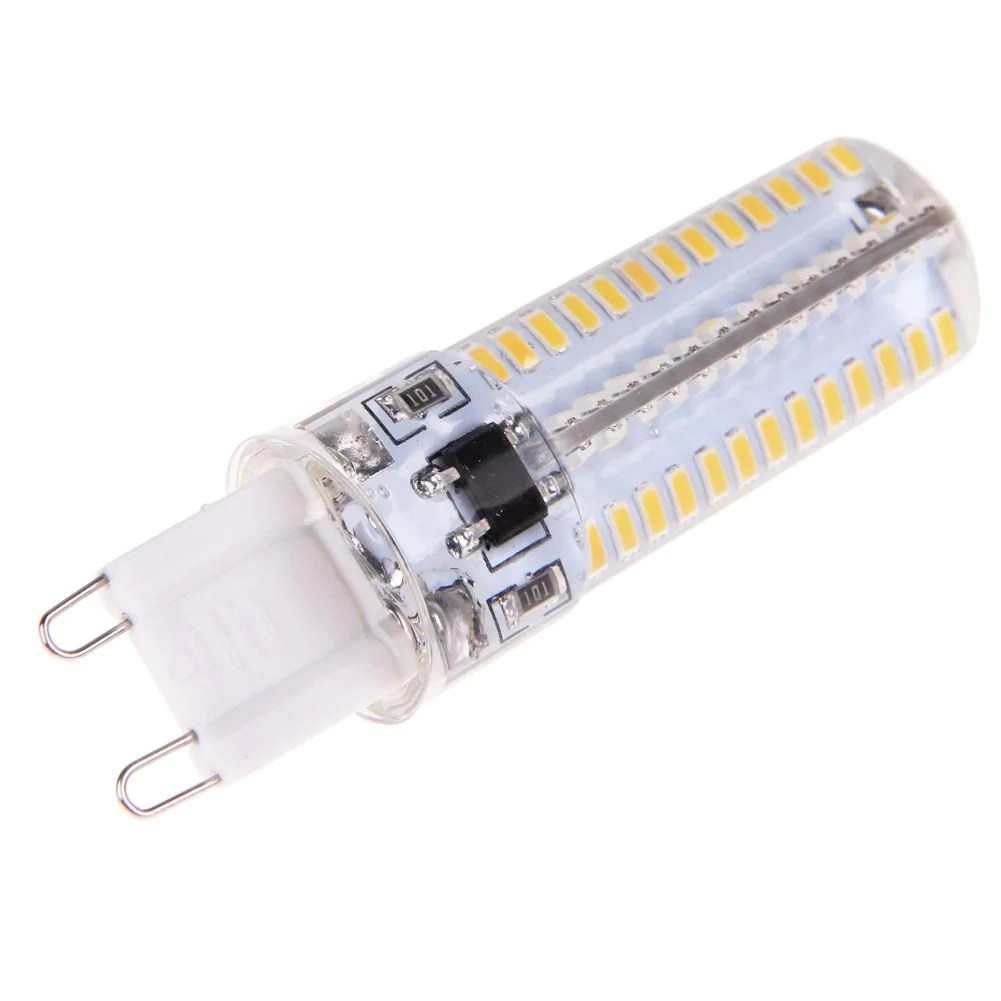 Led G9 5w 4x G9 5w 104 Led 3014smd Spotlight Spot Light Lamp Bulb Energy Saving Warm White