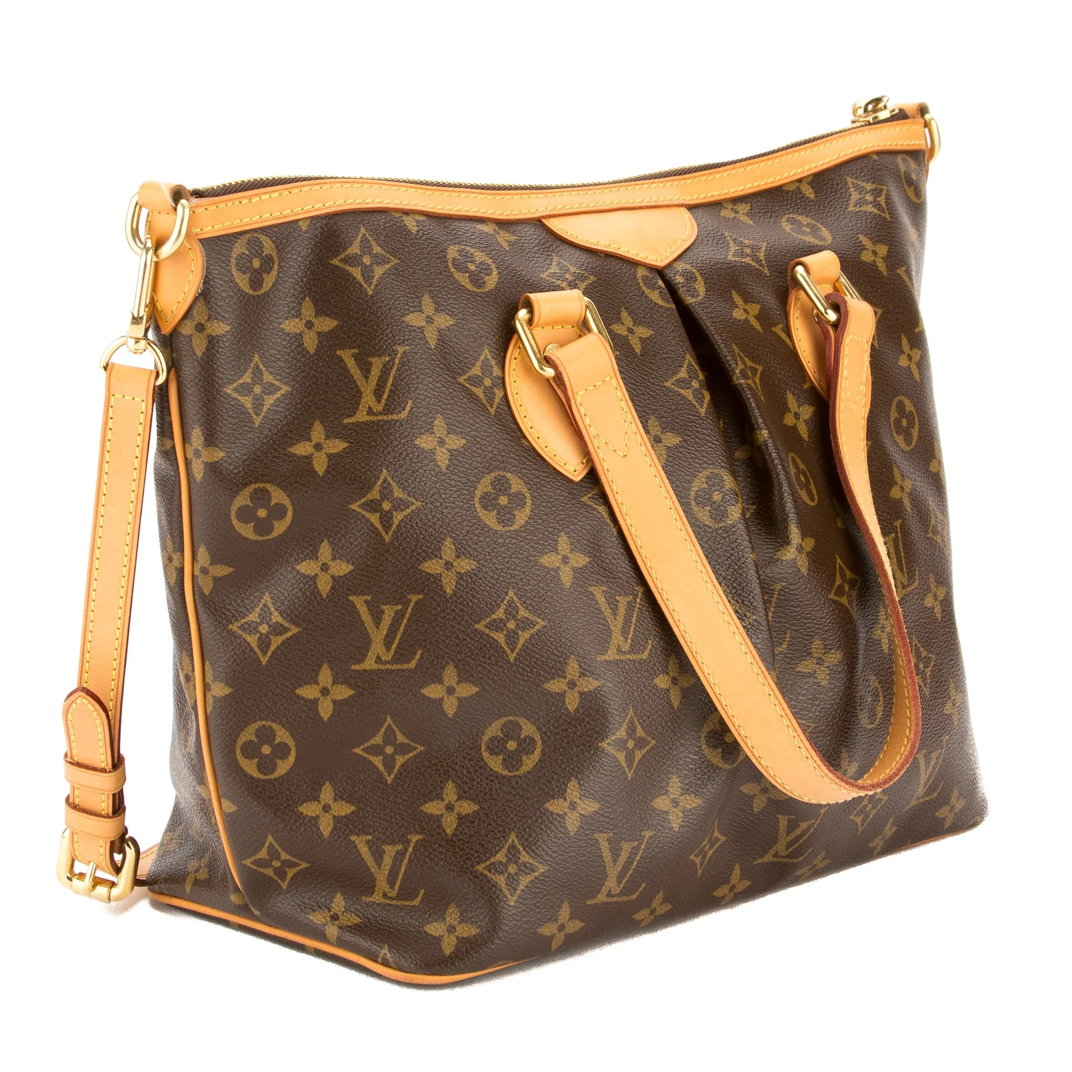 Louis Vuitton Tivoli Vs Palermo Louis Vuitton Monogram Canvas Palermo Pm Bag Pre Owned