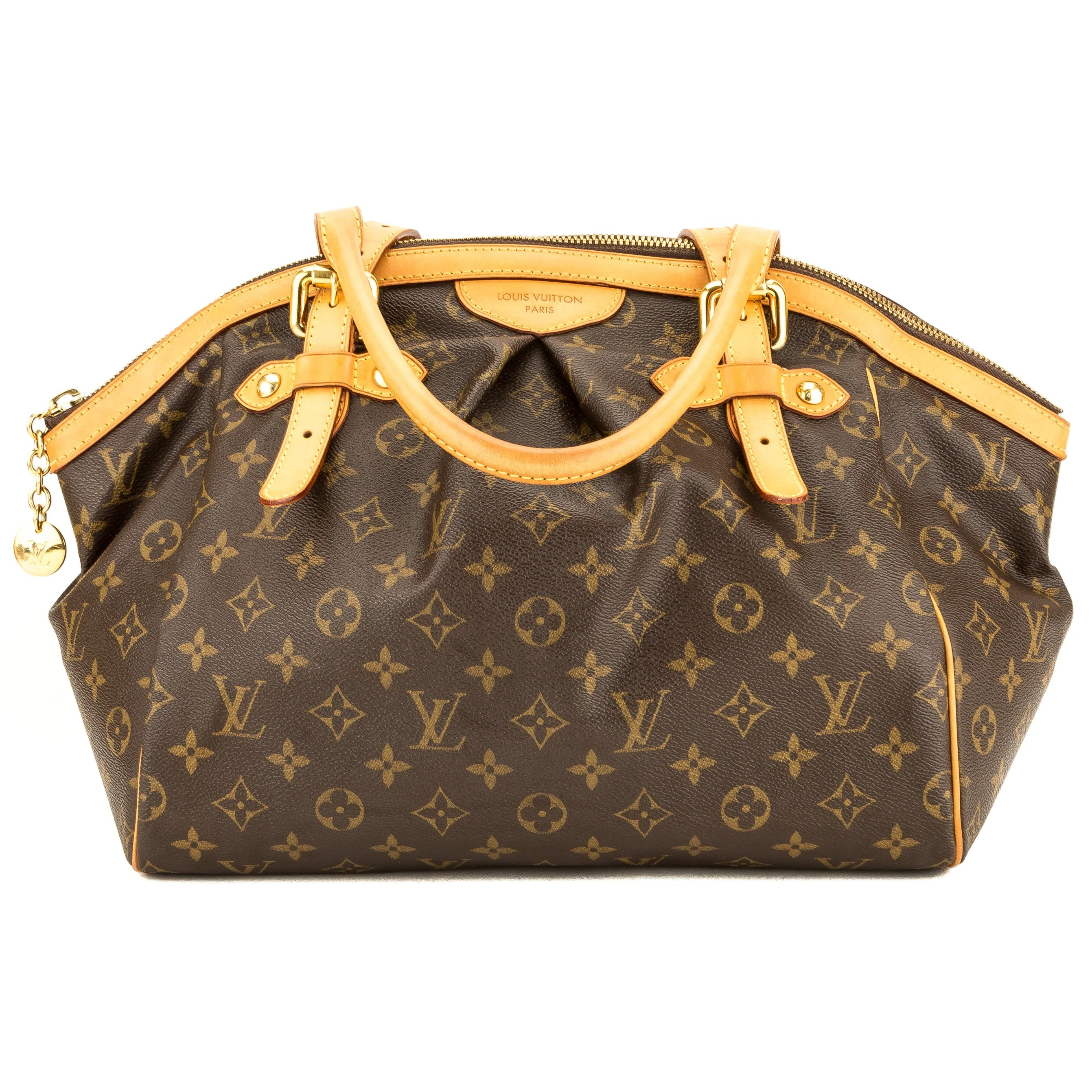 Tivoli Gm Louis Vuitton Monogram Canvas Tivoli Gm Bag 3898006
