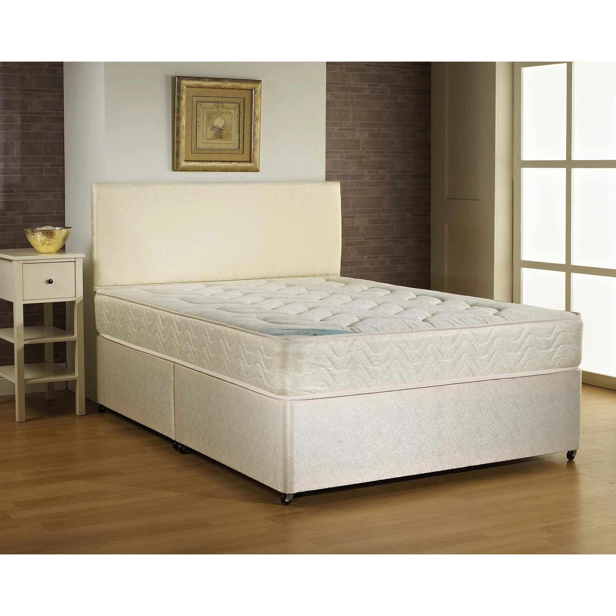 Divan Beds Cheap Oxford Single Divan Bed Sure Sleep Beds