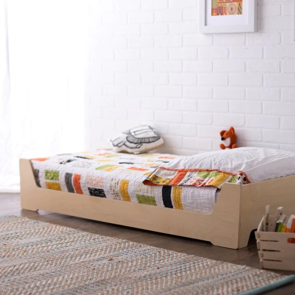 Freedom Bed Head Montessori Floor Bed