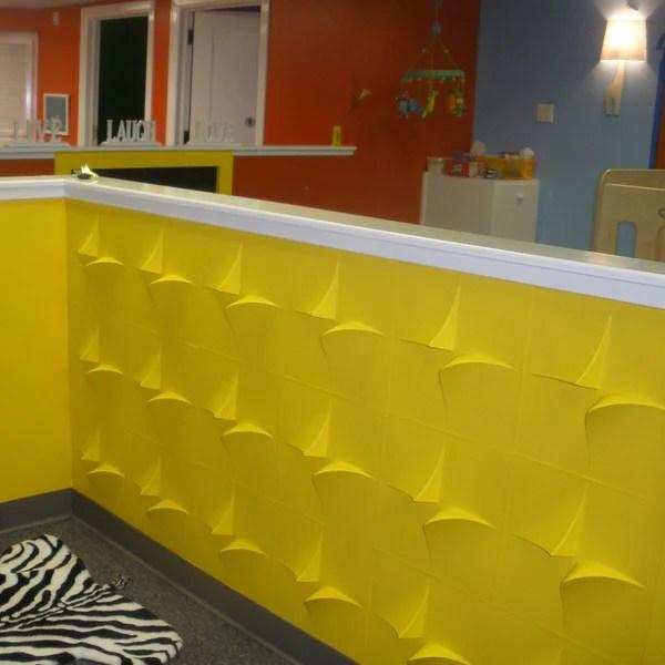 Paperforms 3d Wallpaper Tiles Paperforms V2 Karton Cardboard Furniture