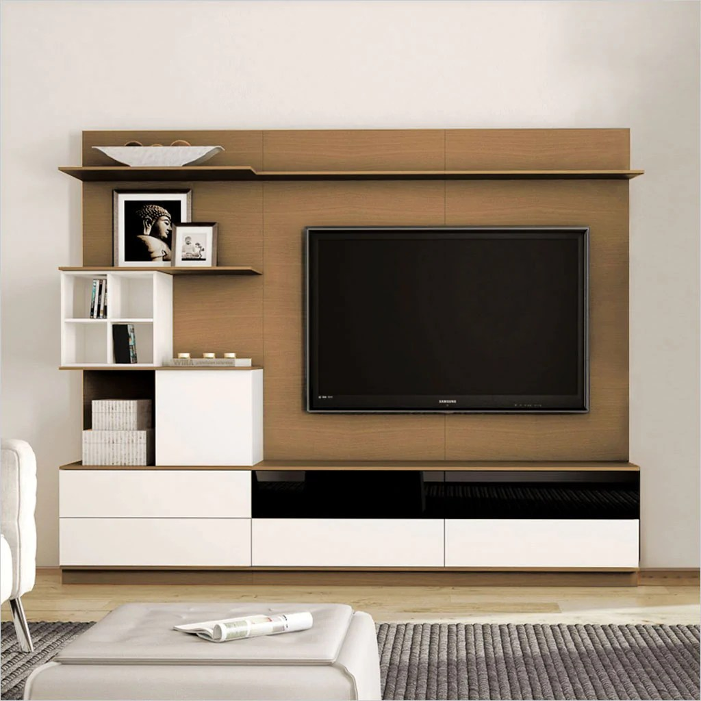 Minas Wall Unit Scan Design Modern And Contemporary Furniture Store