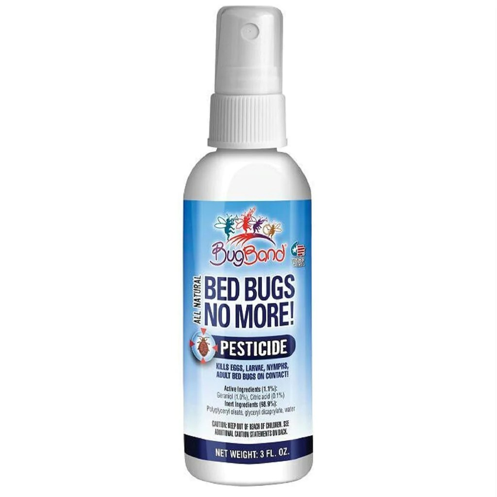 Spray To Kill Bed Bugs Bugband Bed Bugs No More 3oz Pump Spray Case Of 12