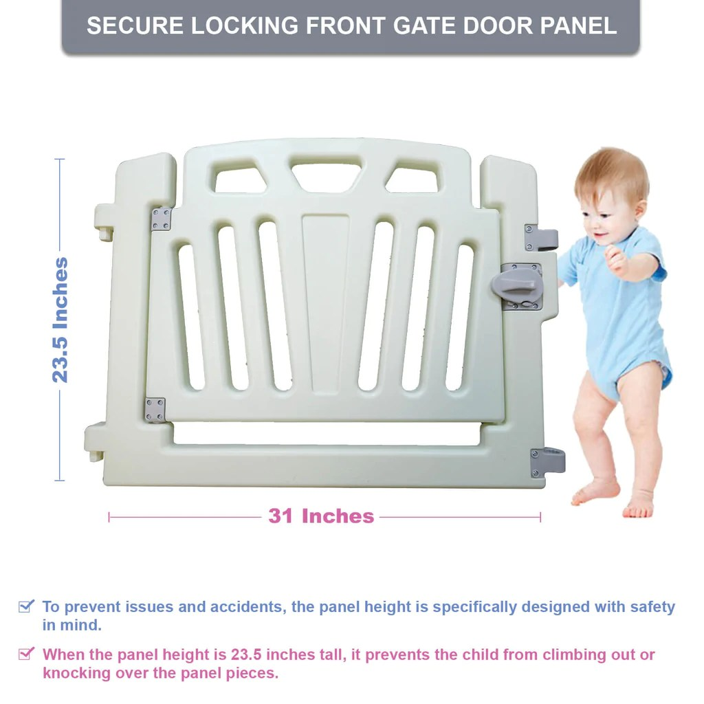 Baby Playpen Height Baby Safety Playpen Kids Activity Center 14 Panel