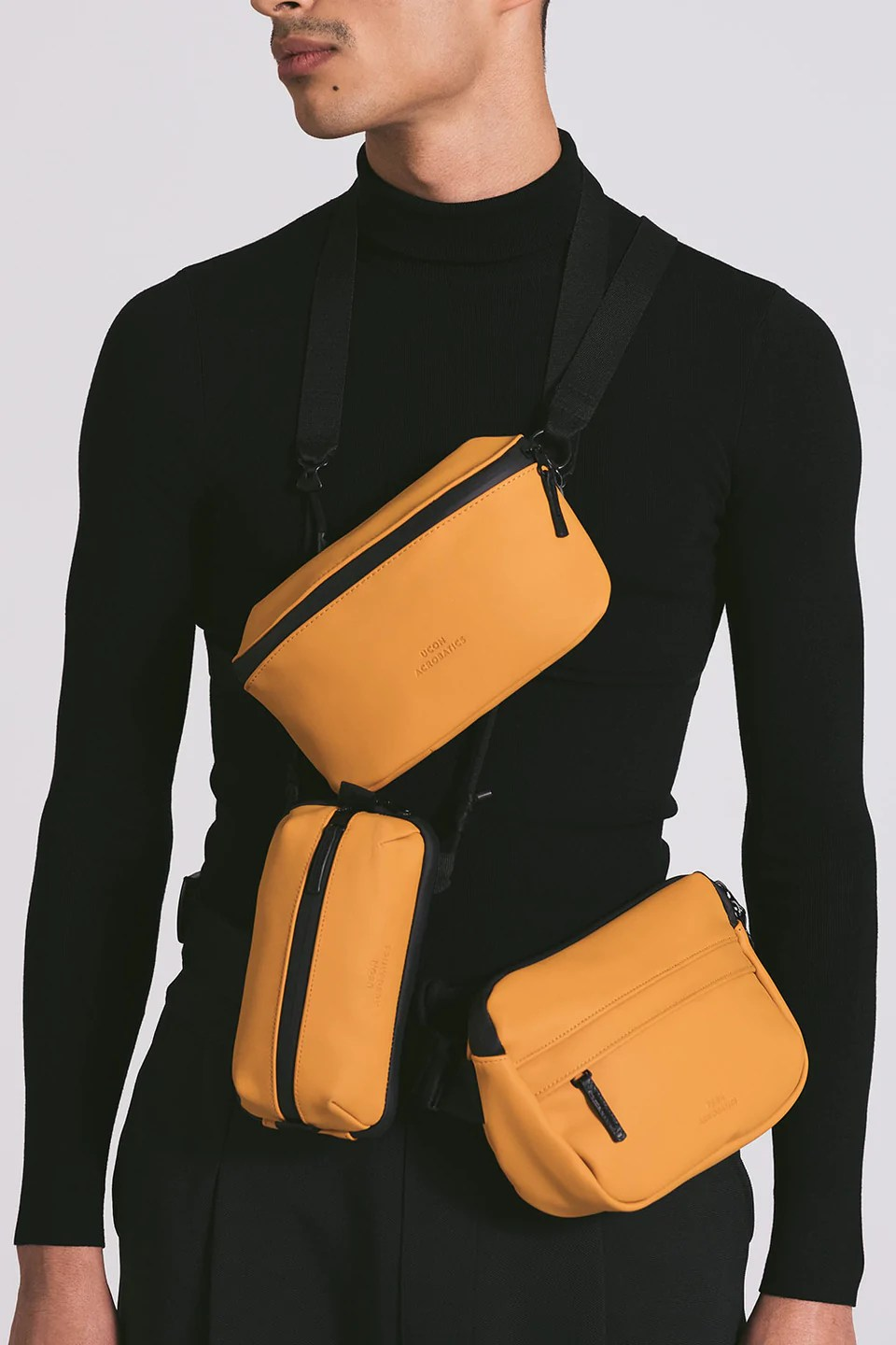 Hipster Frauen Mode Ucon Acrobatics Minimalistic Contemporary Backpacks From