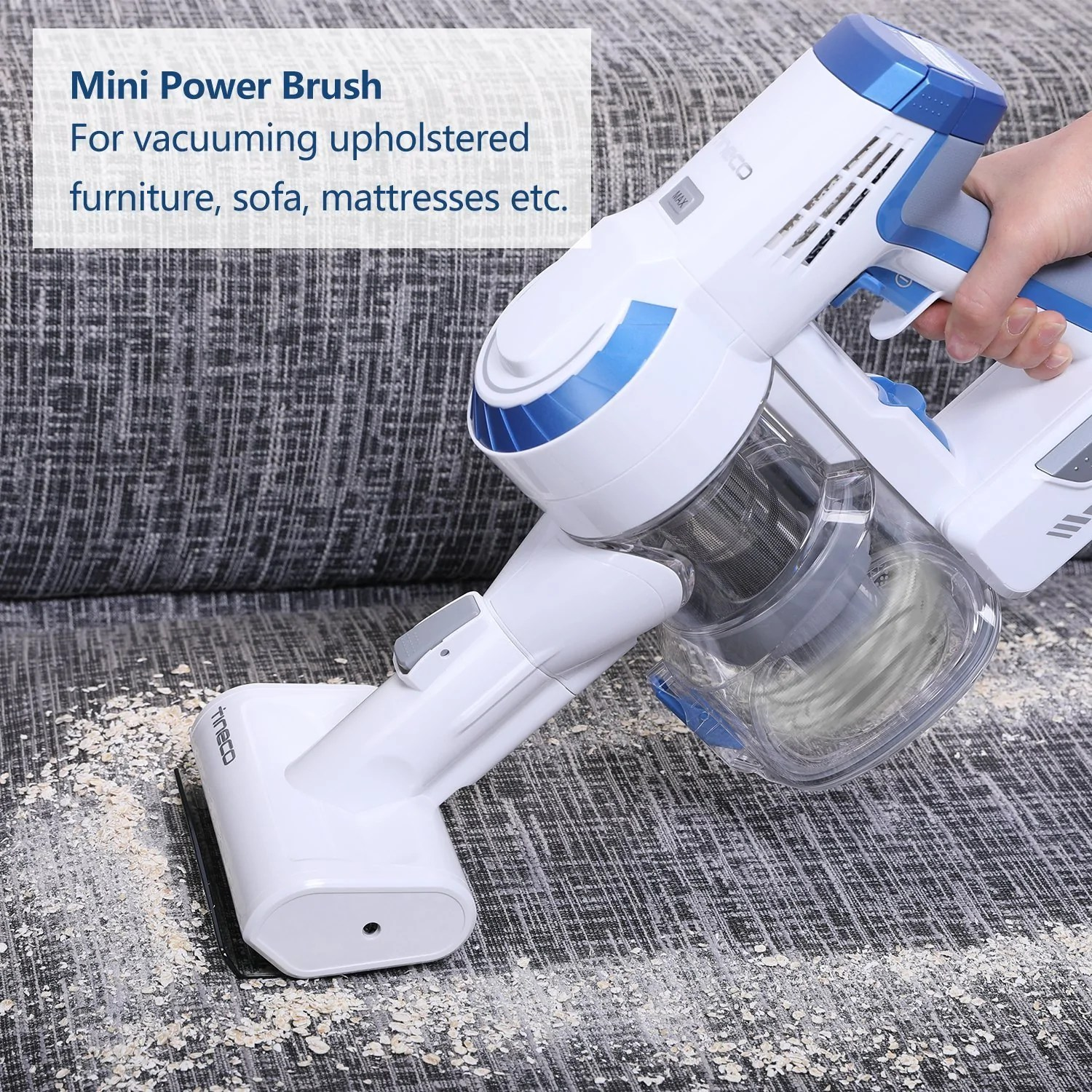 Sofa Vacuum Cleaner Brush Tineco A10 Hero Cordless Vacuum Cleaner 350w Digital Motor Lithium Battery Motorized Led Power Brush 2 In 1 Vacuum Cleaner Cordless Stick Vacuum