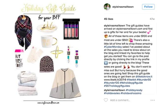 BFCM Gift Guide