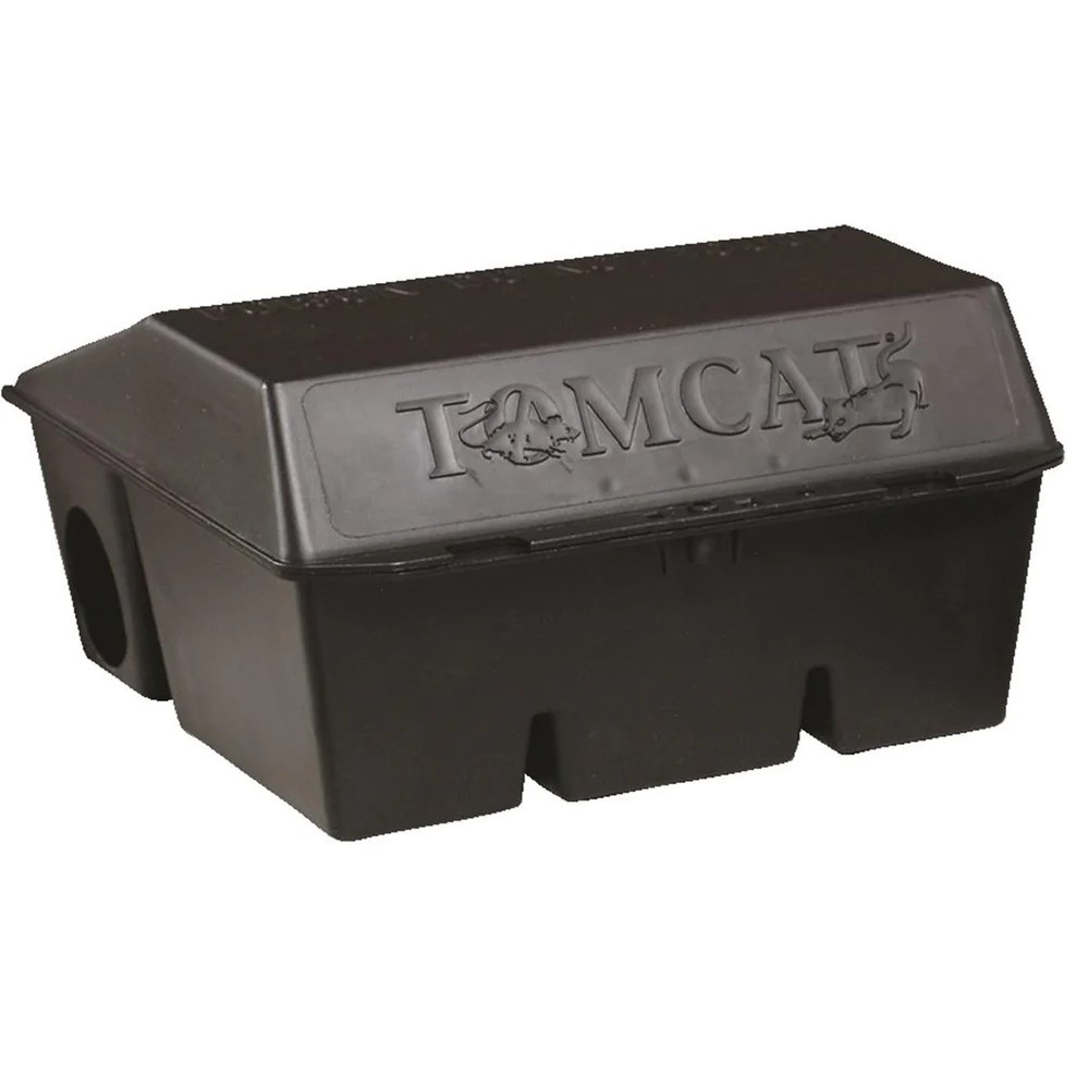 Mouse Bait Boxes Tomcat Rat And Mouse Bait Station