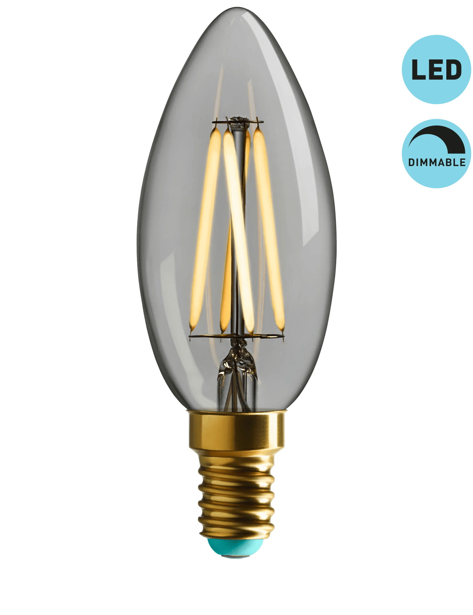 Glowing Light Bulb Png Winnie Dimmable Led Multipack 12 Bulbs Plumen Usd