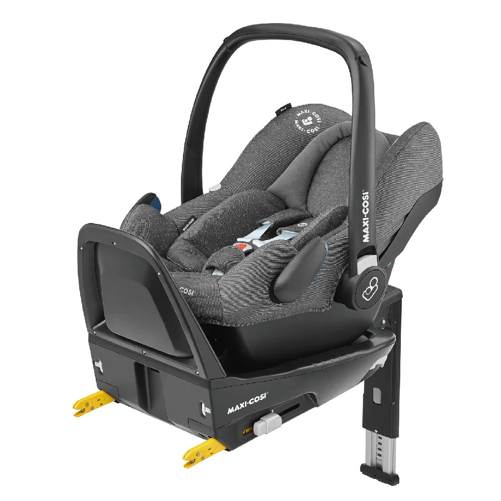 Maxi Cosi Baby Car Seat How To Install Maxi Cosi 10 30 Rock Baby Car Seat Sparkling Grey 0m 12m 45 75cm