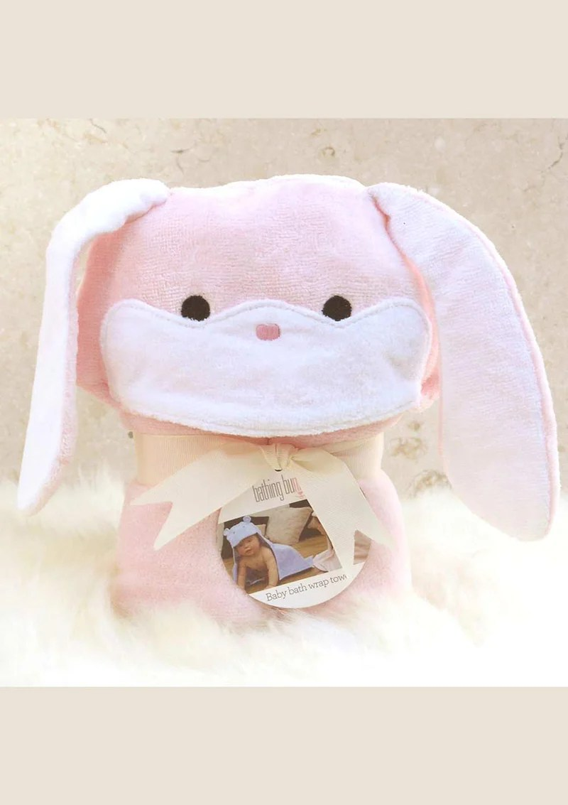 Bathing Bunnies Babyhandtuch Bonny Bunny Tiny Boon Com