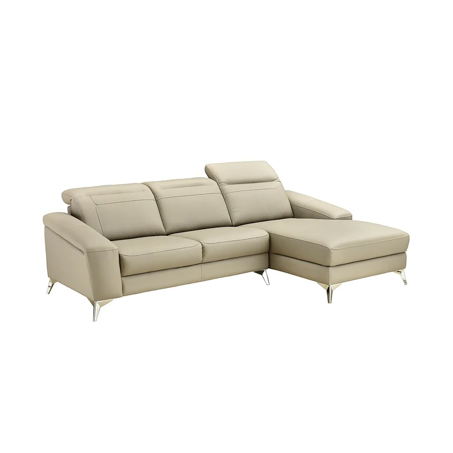 Sofa L Shape Dimensions Arno L Shape Sofa