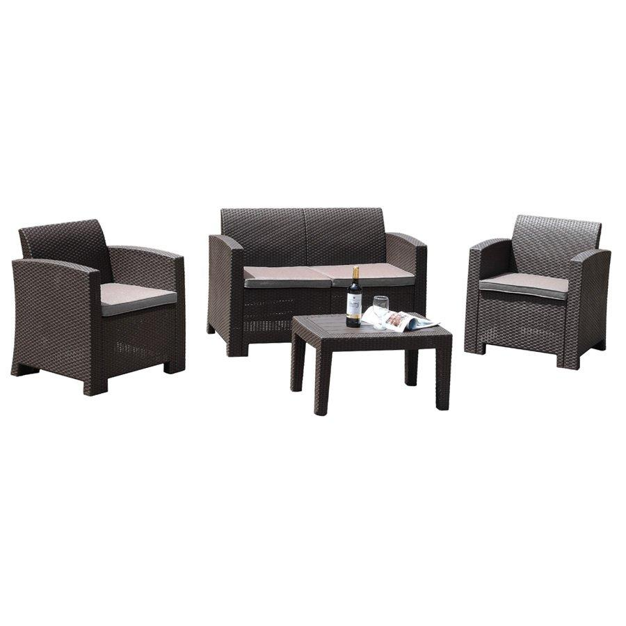 Sala Set Supplier In The Philippines Kelly 4pc Plastic Outdoor Sofa Set