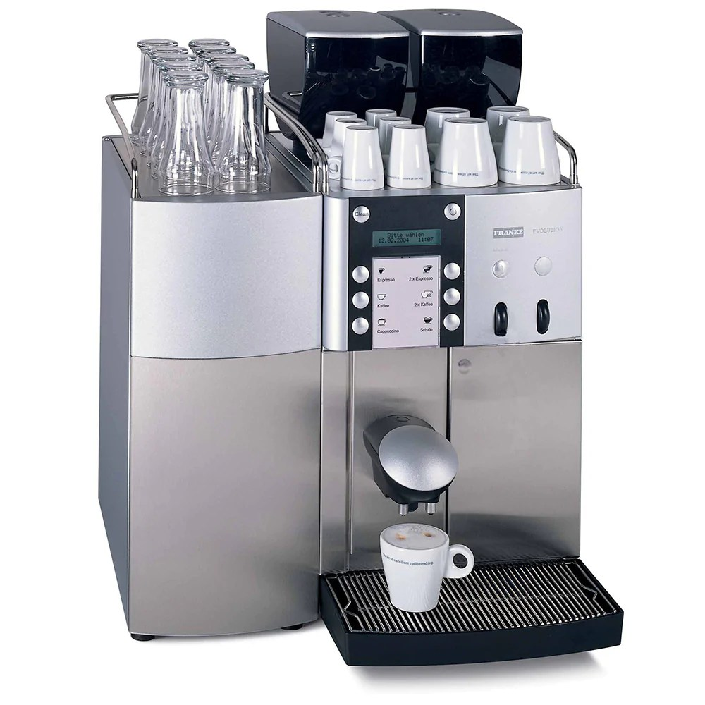 Franke Coffee Systems Franke Evolution Self Service Superauto