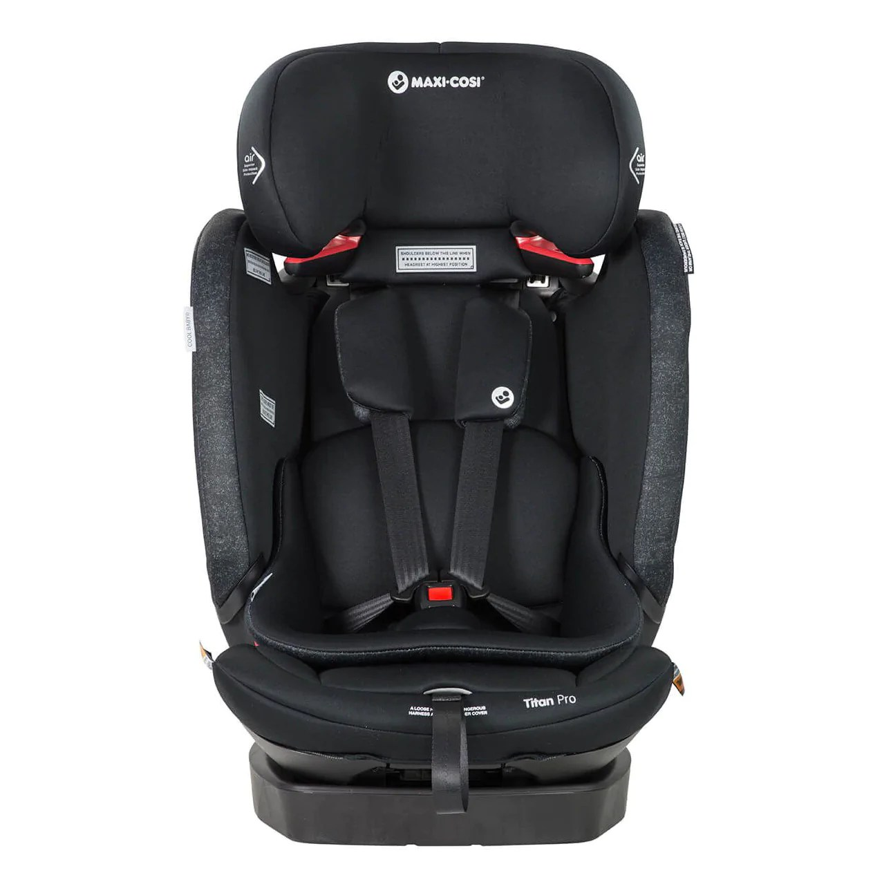 Maxi Baby Name Maxi Cosi Titan Pro Convertible Booster Seat Nomad Black Available To Order