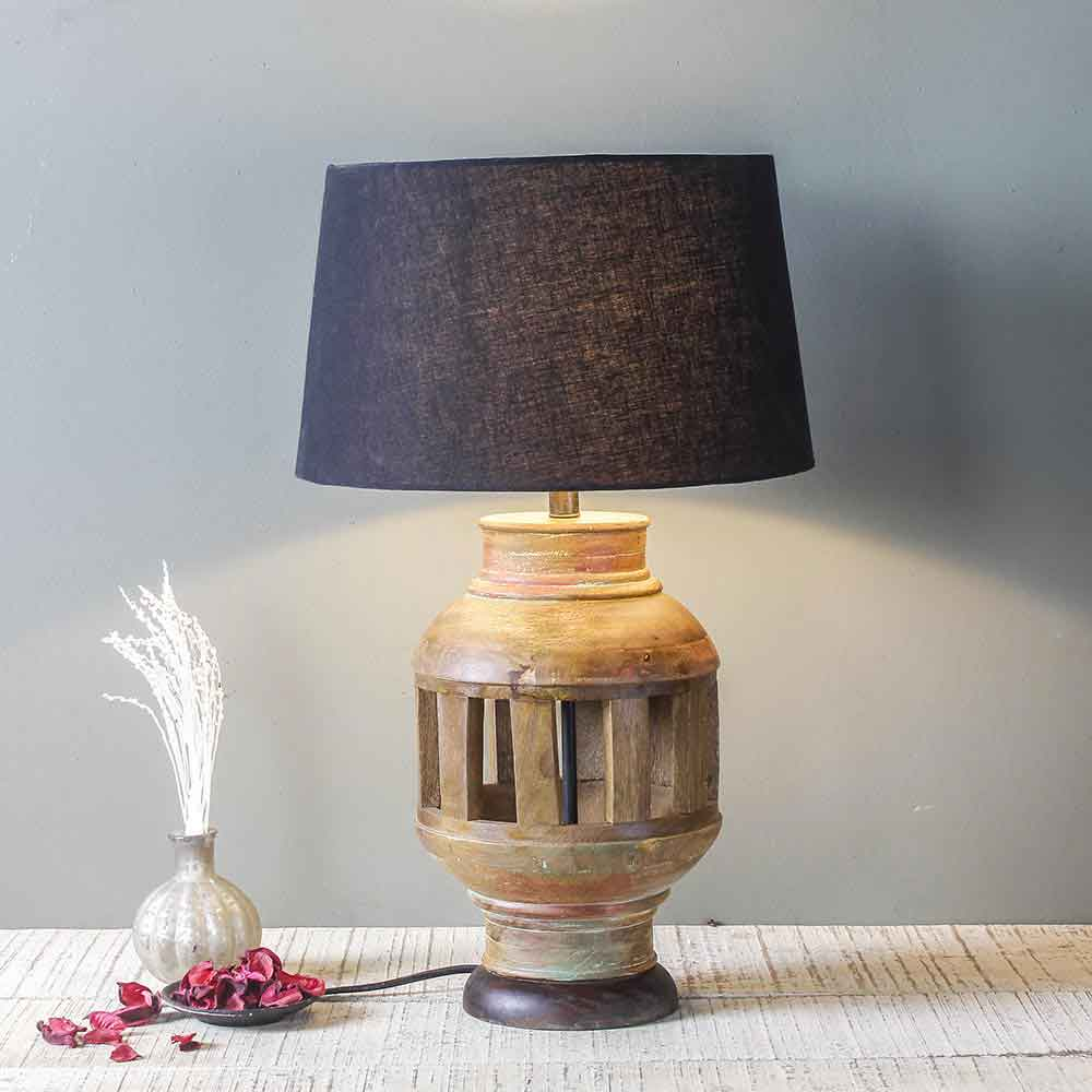 Lamps Online Eduardo Vintage Table Lamp